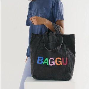 NWT baggu Giant Pocket Tote